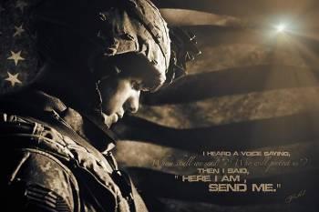 SEND ME-MILITARY